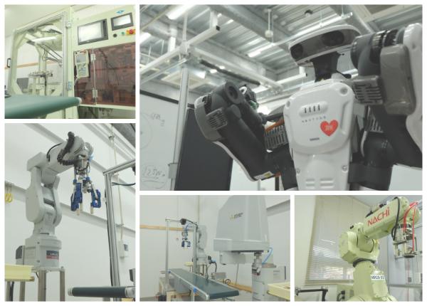 ロボット活用事業