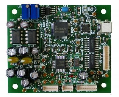 レゾルバデジタル変換器/RD1416