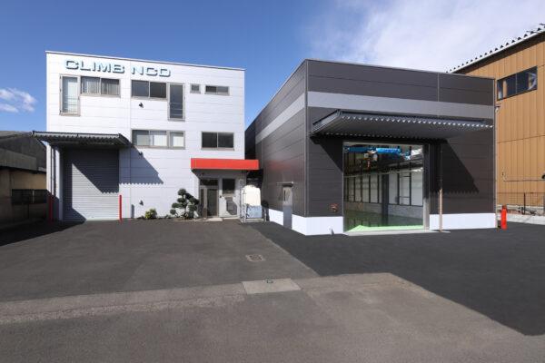 株式会社クライムエヌシーデー 加工技術センター