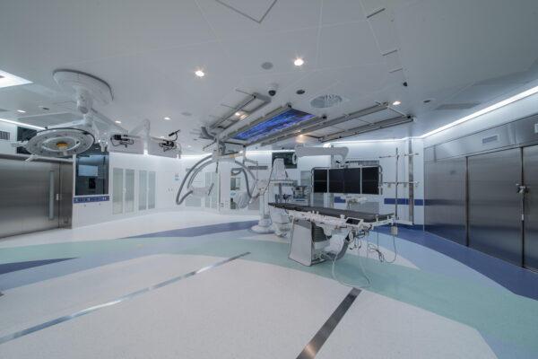 画像診断ハイブリッド手術室