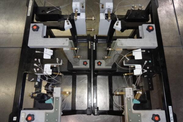 検査治具 アルミフレーム、鉄フレーム対応可能